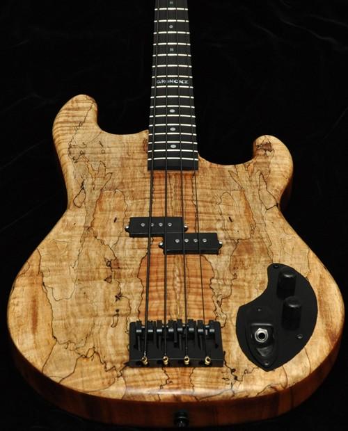 RedwoodBG1 Custom Bass